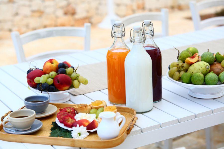 image 2 - kitchen and living - Dimora dei Gelsi Alberobello Puglia