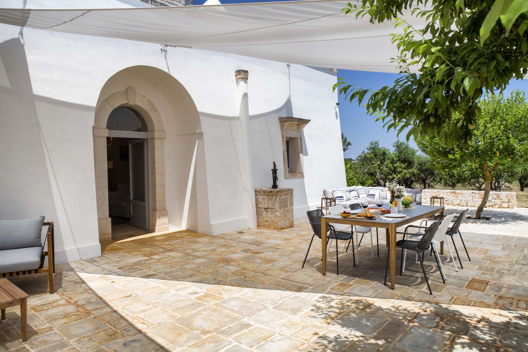 image 3 - outdoor - Dimora dei Gelsi Alberobello Puglia