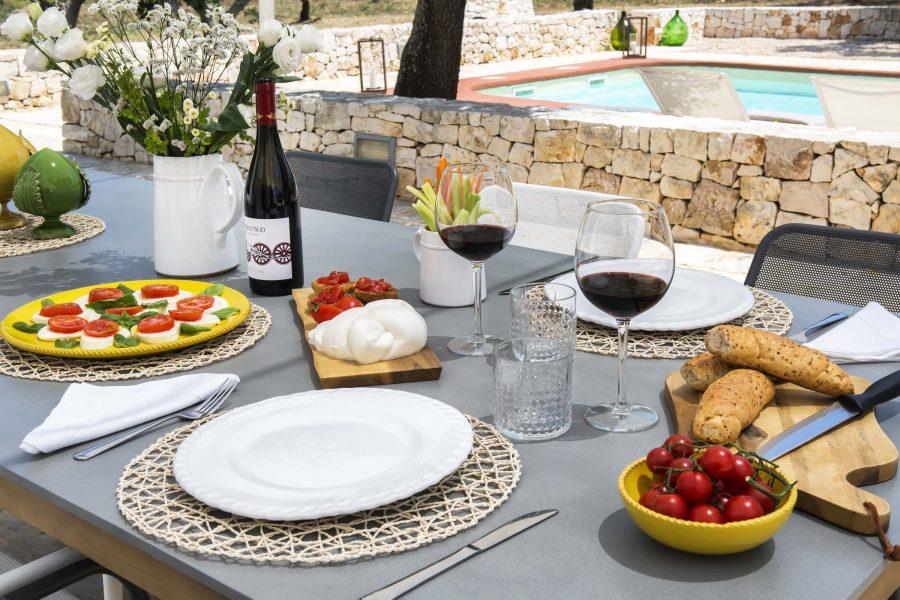 image 3 - kitchen and living - Dimora dei Gelsi Alberobello Puglia