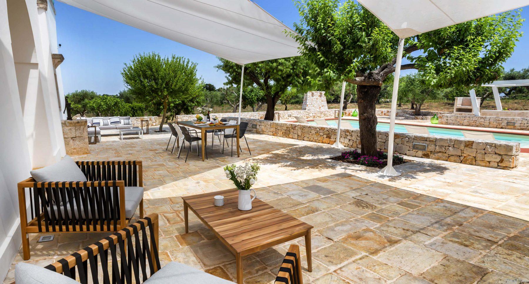 image 4 - outdoor - Dimora dei Gelsi Alberobello Puglia
