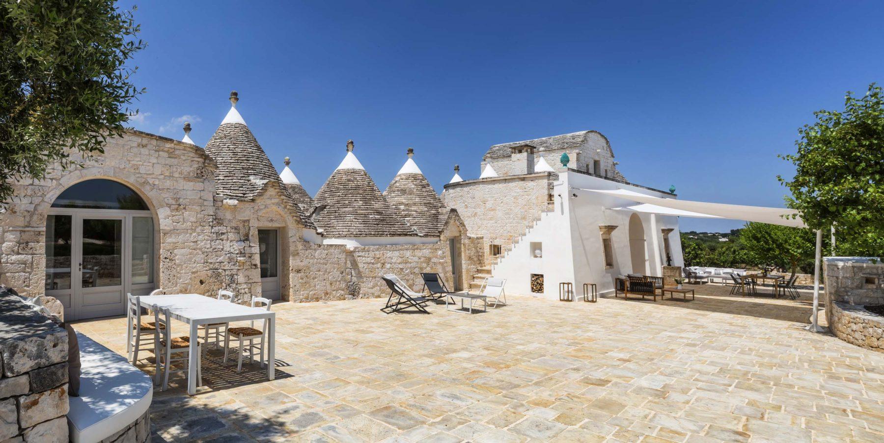 image 2 - outdoor - Dimora dei Gelsi Alberobello Puglia