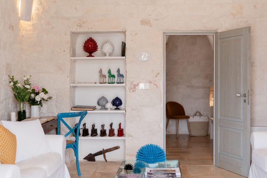 image 19 - kitchen and living - Dimora dei Gelsi Alberobello Puglia