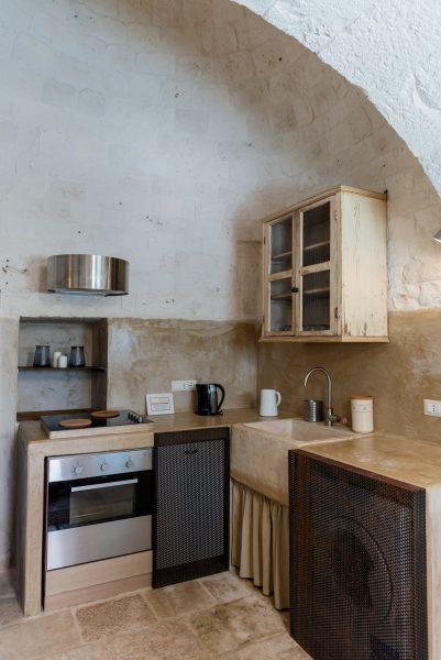 image 21 - kitchen and living - Dimora dei Gelsi Alberobello Puglia