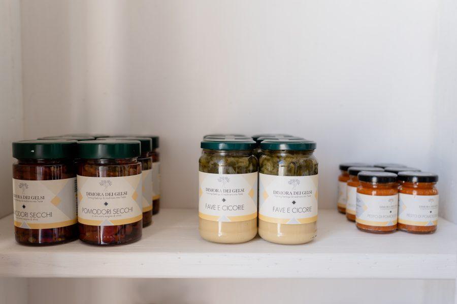 image 17 - kitchen and living - Dimora dei Gelsi Alberobello Puglia
