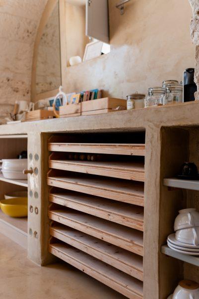 image 9 - kitchen and living - Dimora dei Gelsi Alberobello Puglia