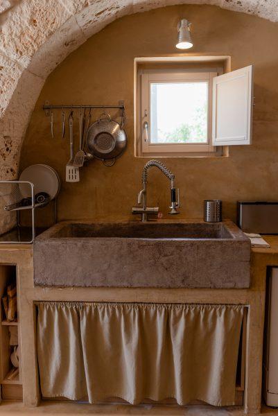 image 12 - kitchen and living - Dimora dei Gelsi Alberobello Puglia