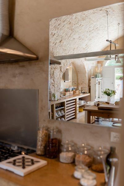 image 11 - kitchen and living - Dimora dei Gelsi Alberobello Puglia